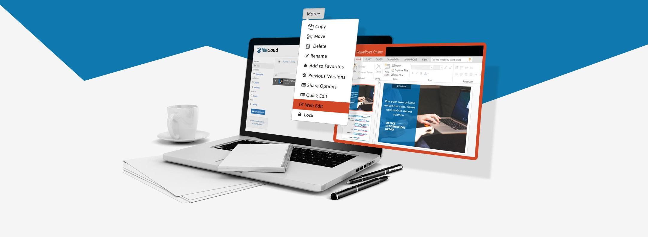File Sharing for Enterprise - FileCloud